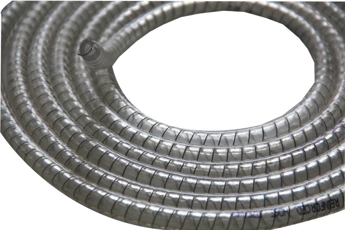 Ordinary PVC Steel Wire Reinforced Hose