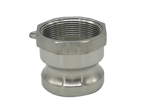 Stainless Steel Camlock Coupling