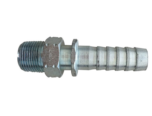 Ground Joint Coupling - Male Stem