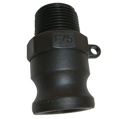 PP Camlock Coupling Part F