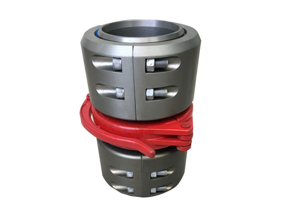 Large Hose Coupling-Victaulic